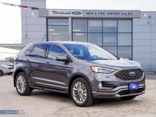New 2021 Ford Edge Titanium ON ITS WAY | 0% APR | 301A | ELITE PKG | TOW | for sale in Winnipeg, MB