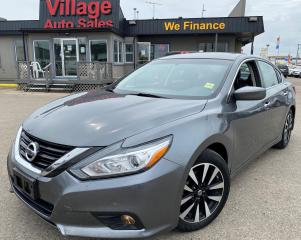 Used 2018 Nissan Altima 2.5 SV Heated Seats, Backup Camera, FWD, Traction Control, Heated Steering Wheel for sale in Saskatoon, SK