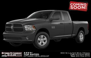 New 2021 RAM 1500 Classic Tradesman for sale in Ottawa, ON