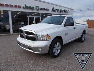 New 2021 RAM 1500 Classic Tradesman for sale in Arnprior, ON