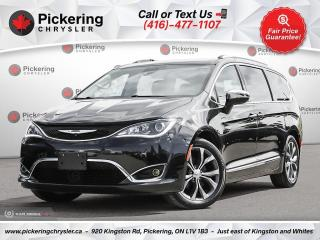 Used 2017 Chrysler Pacifica Limited - DVD/ADV. SAFETY/20'S/COOLED SEATS for sale in Pickering, ON