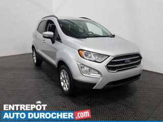 Used 2018 Ford EcoSport SE AWD AUTOMATIQUE Navigation - Toit ouvrant for sale in Laval, QC