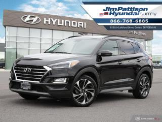 Used 2021 Hyundai Tucson Ultimate for sale in Surrey, BC
