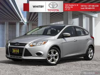 Used 2014 Ford Focus SE for sale in Whitby, ON