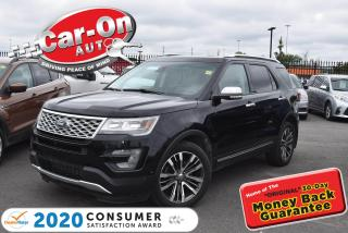 Used 2016 Ford Explorer Platinum 4WD | NEW ARRIVAL | 20 ALLOYS for sale in Ottawa, ON
