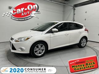 Used 2012 Ford Focus SEL | NAV | LEATHER | SUNROOF for sale in Ottawa, ON