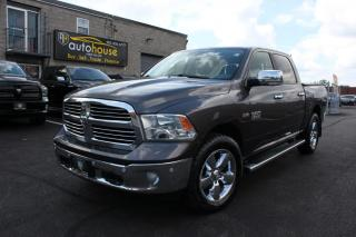 Used 2017 RAM 1500 BIGHORN/CREW CAB/4WD/ACCIDENT FREE/BACKUP CAMERA/SUNROOF for sale in Newmarket, ON