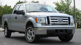 Used 2010 Ford F-150 4WD SUPER CAB145''  BLUETOOTH  GOOD CONDITION for sale in North York, ON