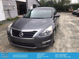 Used 2015 Nissan Altima 2.5 S for sale in Yarmouth, NS