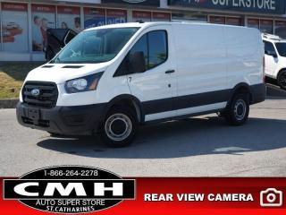 Used 2020 Ford Transit T-150 CAM LANE-KEEP COL-WARN RAIN-SENS for sale in St. Catharines, ON
