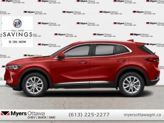 Used 2021 Buick Envision Essence  - Leather Seats -  Heated Seats for sale in Ottawa, ON