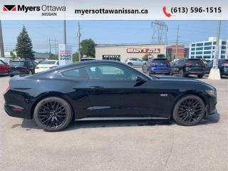 Used 2017 Ford Mustang GT  Manual GT Performance package - Bluetooth -  SYNC for sale in Ottawa, ON