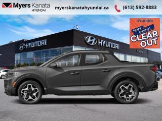 New 2022 Hyundai Santa Fe Cruz Preferred w/Trend  - $308 B/W for sale in Kanata, ON