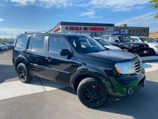 Used 2012 Honda Pilot EX-L 4WD 5-Spd AT for sale in Oakville, ON