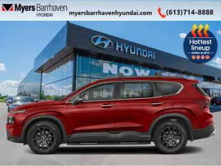 New 2022 Hyundai Santa Fe Urban  - Leather Seats -  Heated Seats - $261 B/W for sale in Nepean, ON