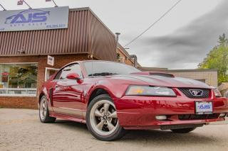 Used 2004 Ford Mustang GT DELUXE 40TH ANNIVERSARY EDITION for sale in Scarborough, ON