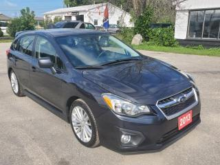 Used 2013 Subaru Impreza 2.0i Premium for sale in Barrie, ON