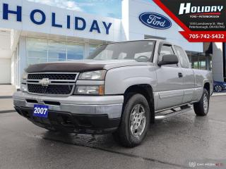 Used 2007 Chevrolet Silverado 1500 Classic for sale in Peterborough, ON