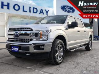 Used 2019 Ford F-150 XLT for sale in Peterborough, ON