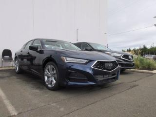 New 2021 Acura TLX Tech for sale in Dieppe, NB