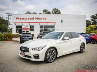 Used 2017 Infiniti Q50 s 4wd for sale in Port Moody, BC
