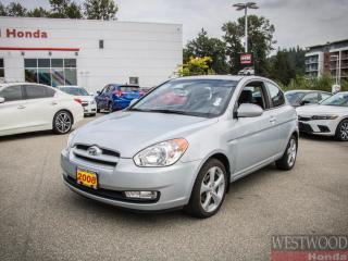 Used 2008 Hyundai Accent GLS for sale in Port Moody, BC