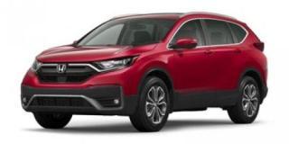New 2021 Honda CR-V EX-L for sale in Moose Jaw, SK