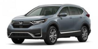 New 2021 Honda CR-V Touring for sale in Moose Jaw, SK