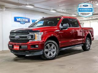 Used 2019 Ford F-150 XLT+4x4+CAMERA+NAVIGATION+REMOTE START+XLT SPORT PACKAGE for sale in Toronto, ON
