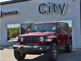 New 2021 Jeep Wrangler Unlimited Rubicon | Tow group | V6 | Alpine for sale in Medicine Hat, AB