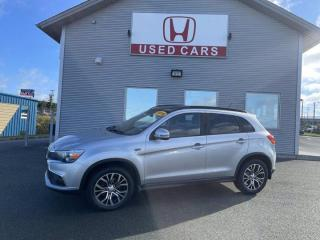 Used 2016 Mitsubishi RVR GT for sale in St. John's, NL