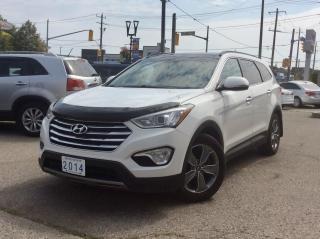 Used 2014 Hyundai Santa Fe XL Luxury for sale in Toronto, ON