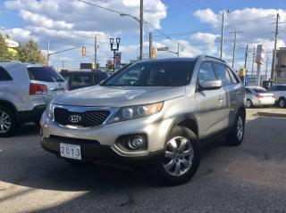 Used 2013 Kia Sorento LX for sale in Toronto, ON