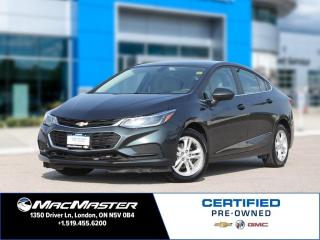 Used 2018 Chevrolet Cruze LT AUTO for sale in London, ON