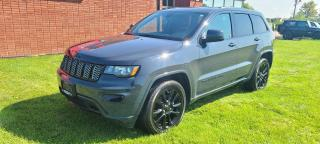 Used 2017 Jeep Grand Cherokee Altitude for sale in London, ON