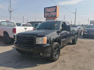 Used 2008 GMC Sierra 1500 EXT CAB*4X4*4.8L V8*AS IS SPECIAL for sale in London, ON