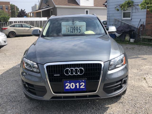 2012 Audi Q5 3.2L