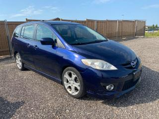 Used 2010 Mazda MAZDA5 GT|Htd Leather|Navi|6Pass|Alloys for sale in London, ON