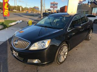 Used 2013 Buick Verano Turbo for sale in North York, ON