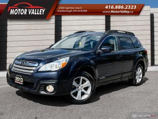 Used 2013 Subaru Outback 5dr Wgn CVT 2.5i Touring AWD No Accident! for sale in Scarborough, ON