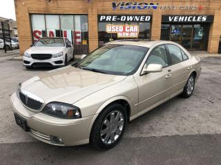Used 2004 Lincoln LS LS for sale in North York, ON