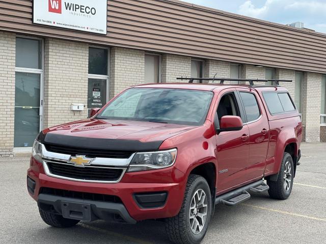 2016 Chevrolet Colorado 4X4 4 DOOR REAR VIEW CAMERA Photo1