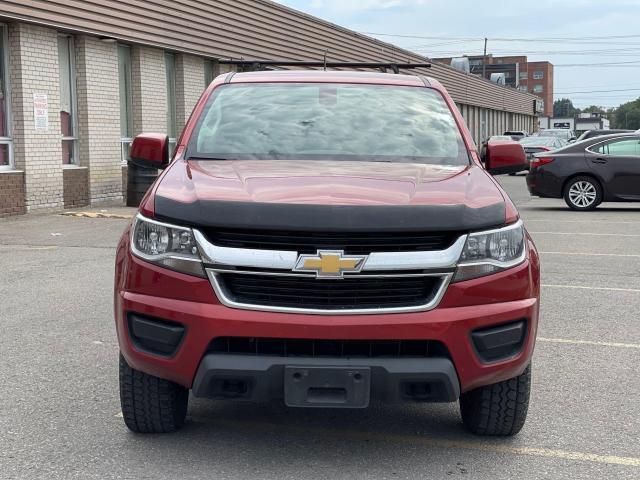 2016 Chevrolet Colorado 4X4 4 DOOR REAR VIEW CAMERA Photo2