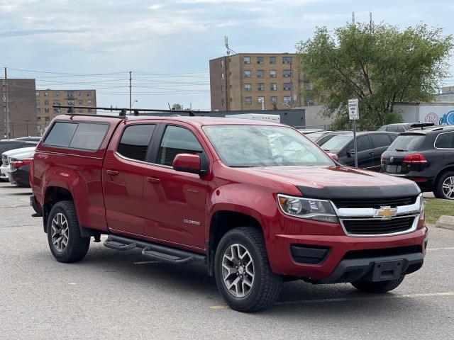 2016 Chevrolet Colorado 4X4 4 DOOR REAR VIEW CAMERA Photo3