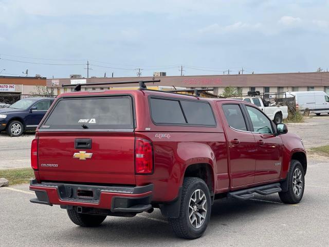 2016 Chevrolet Colorado 4X4 4 DOOR REAR VIEW CAMERA Photo5