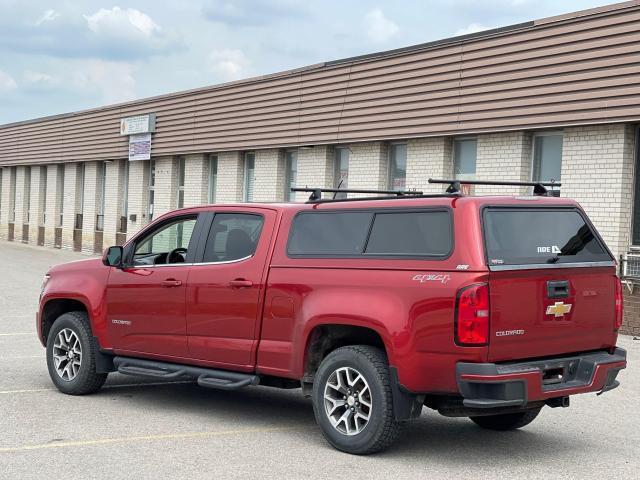 2016 Chevrolet Colorado 4X4 4 DOOR REAR VIEW CAMERA Photo7