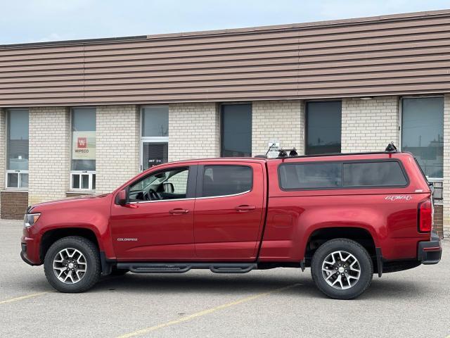 2016 Chevrolet Colorado 4X4 4 DOOR REAR VIEW CAMERA Photo8