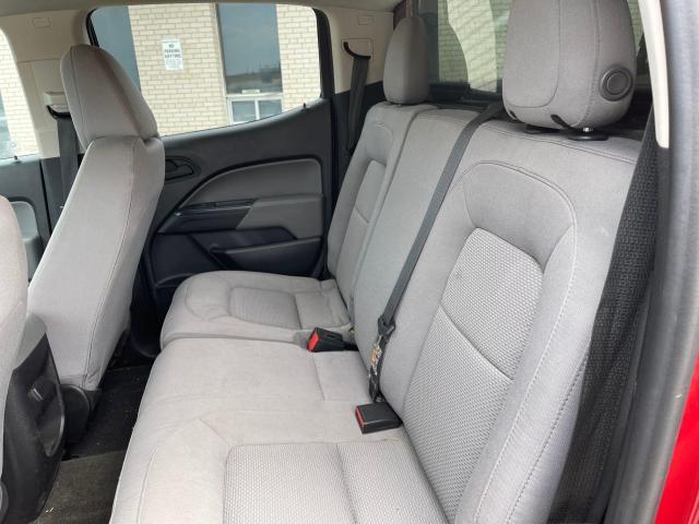 2016 Chevrolet Colorado 4X4 4 DOOR REAR VIEW CAMERA Photo9