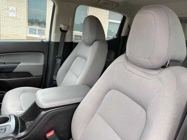2016 Chevrolet Colorado 4X4 4 DOOR REAR VIEW CAMERA Photo10