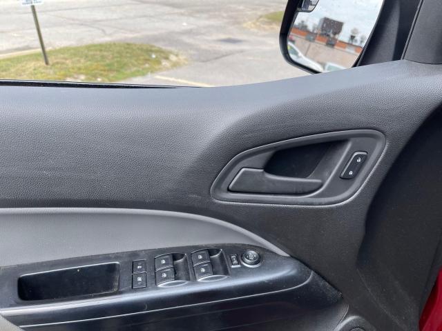 2016 Chevrolet Colorado 4X4 4 DOOR REAR VIEW CAMERA Photo11